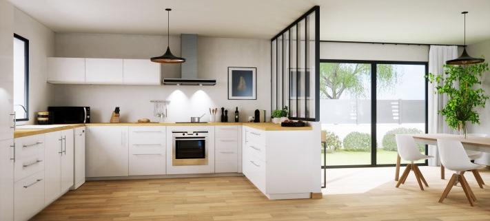 Est-ce possible de mettre du parquet dans la cuisine ?